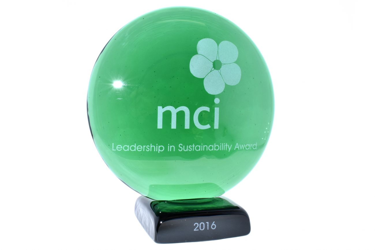 mci Leadership in Sustainability Award